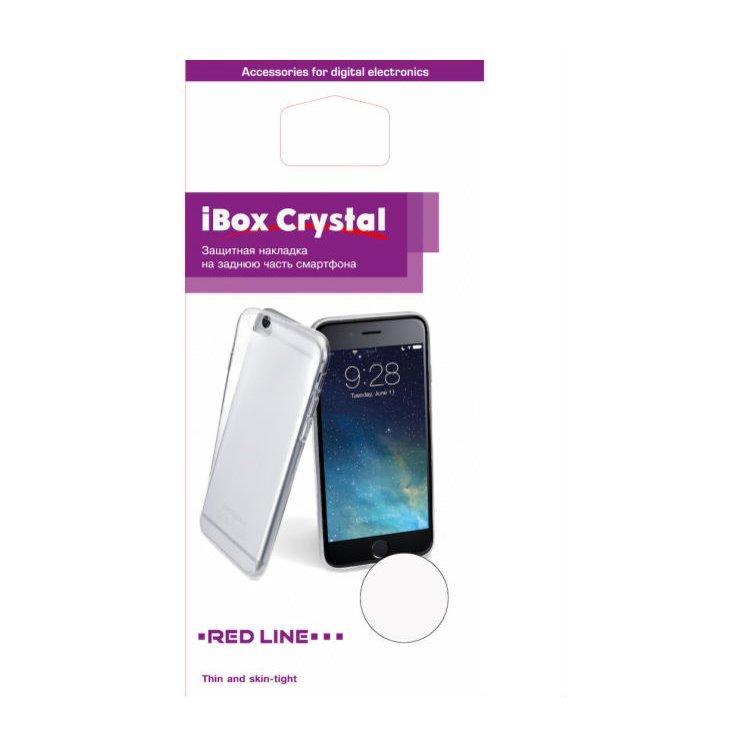Купить Red Line iBox Crystal для iPhone 5/5S/SE в интернет магазине бытовой техники и электроники