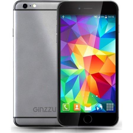 Ginzzu S4720 8Гб, Серый, Dual SIM, 3G