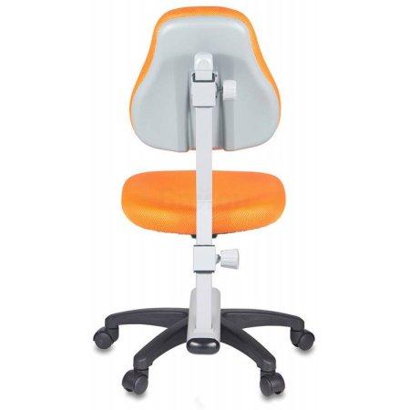 Кресло детское Бюрократ KD-8/TW-96-1 оранжевый TW-96-1