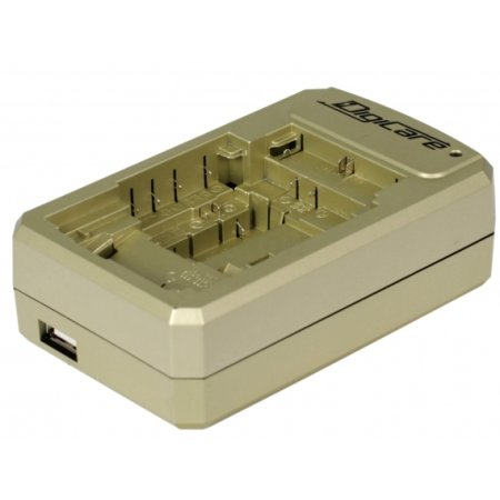 Универсальное З/У Digicare PCH-U8101 для CANON + USB
