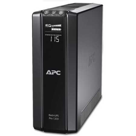 APC Back-UPS Pro BR1200G-RS-W3Y