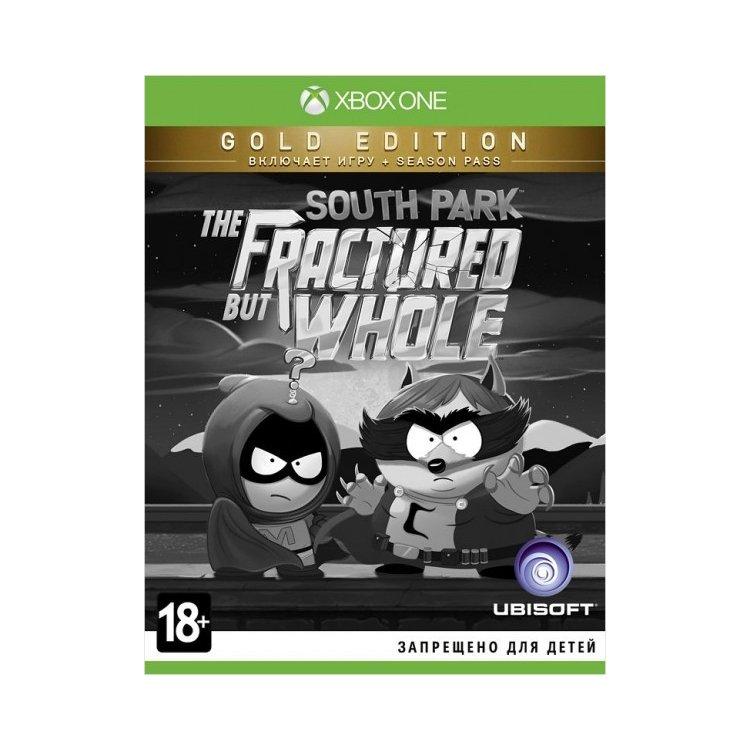 South Park: The Fractured but Whole Xbox One, специальное издание, Английский язык