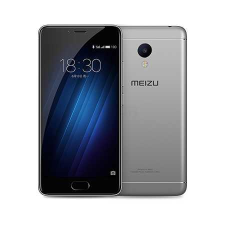 Meizu M3s mini 16Гб, Серый