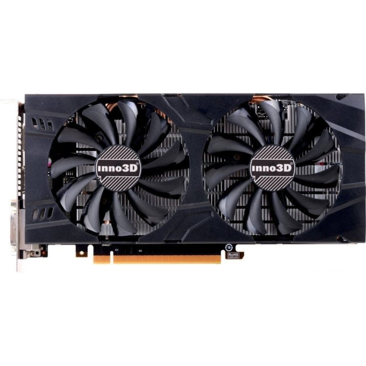 Inno3D GeForce GTX 1060 6GB X2 GDDR5 6144Мб