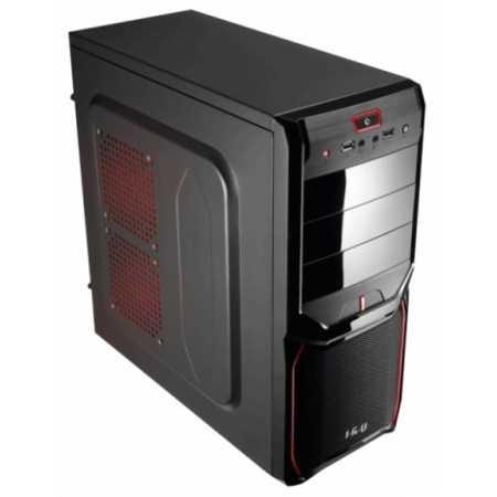 IRU Office 311 MT P G3260/4Gb/500Gb 7.2k/HDG/DVDRW/W7Pro64/kb/m/black 3.7МГц, Intel Core i3
