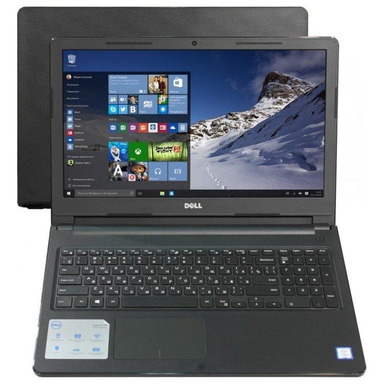 Dell Inspiron 3567 Intel Core i5, 2500МГц, 500Гб, Linux