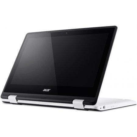"Acer Aspire R3-131T-C4F0 11.6"", Intel Celeron, 1600МГц, 4Гб RAM, DVD нет, 500Гб, Белый, Wi-Fi, Windows 10, Bluetooth"