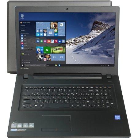 "Lenovo B7180G 17.3"", Intel Pentium, 2100МГц, 4Гб RAM, DVD-RW, 500Гб, Серый, Wi-Fi, Windows 10, Bluetooth"