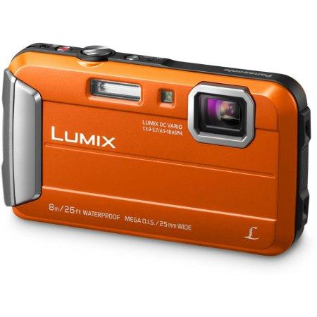 Panasonic Lumix DMC-FT30 Оранжевый, 16.6