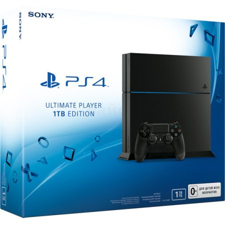 Sony PlayStation 4 DriveClub + TLOU