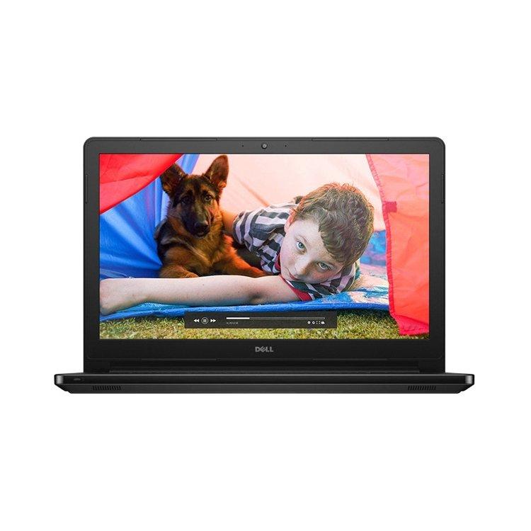 """Dell Inspiron 5555 15.6"""", AMD A10, 1800МГц, 8Гб RAM, 1Тб, Черный, Wi-Fi, Linux, Bluetooth"""