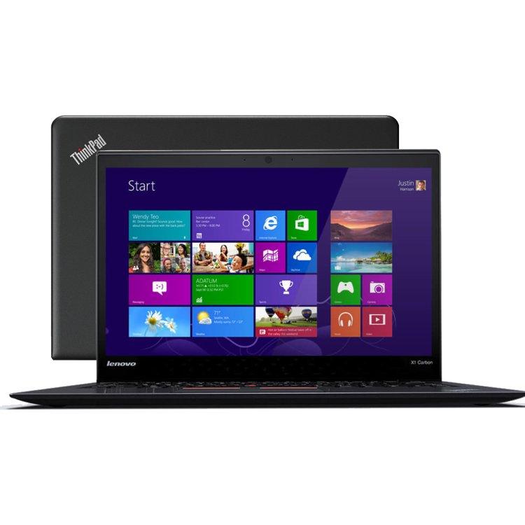 "Lenovo ThinkPad X1 Carbon Gen4 20FBS01600 14"", Intel Core i7, 2500МГц, 8Гб RAM, DVD нет, 512Гб, Wi-Fi, Windows 10 Pro, Windows 7, Bluetooth, 3G"