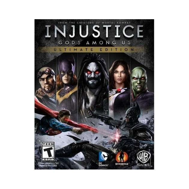 Injustice: Gods Among Us Специальное издание, Русский