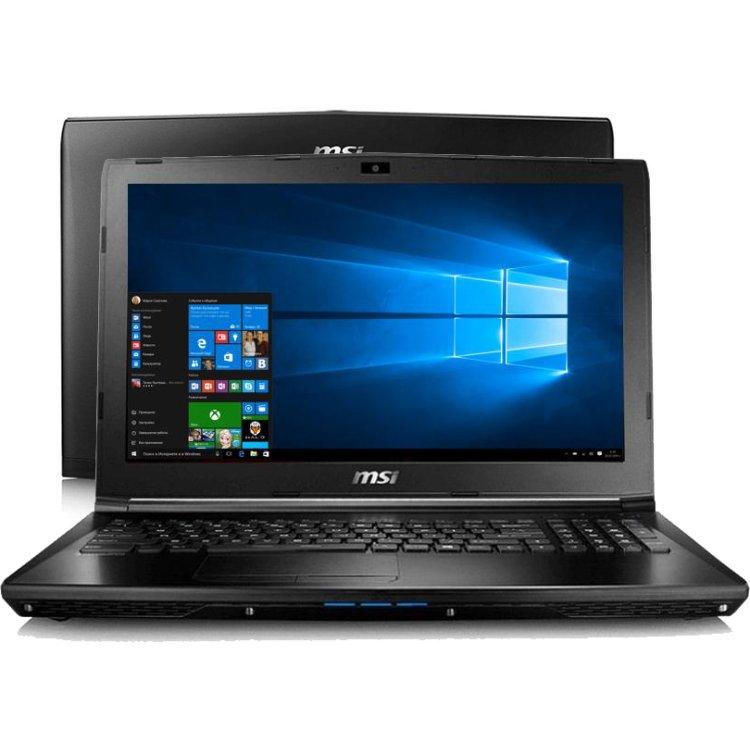 """MSI GL62 6QE-1698RU 15.6"""", Intel Core i5, 2300МГц, 8Гб RAM, 1000Гб, Windows 10"""
