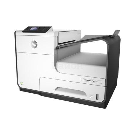 HP PageWide 452dw Лазерный \ светодиодный, Белый, Цветная, А4