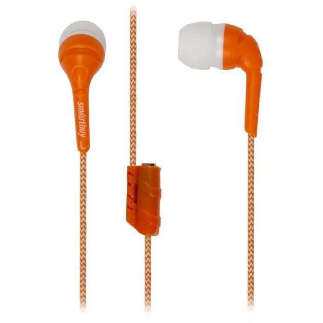 Внутриканальные наушники SmartBuy Friends SBE-9240 Оранжевый