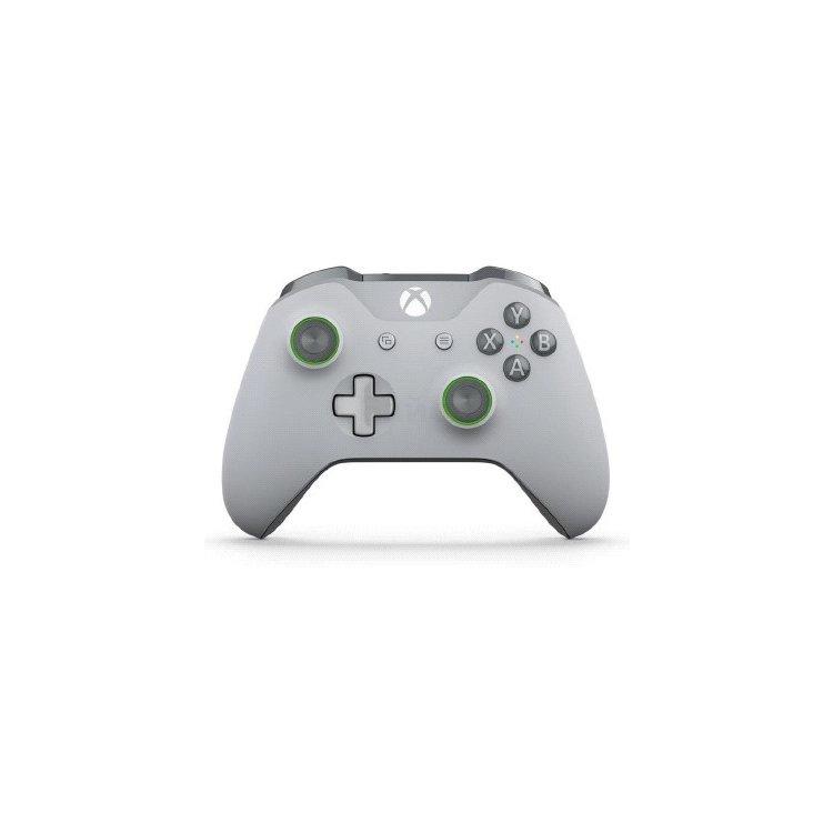 Геймпад беспроводной Microsoft Xbox One  / Зеленый