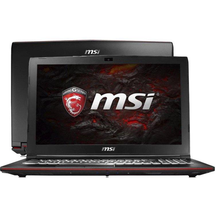 """MSI GP62M 7RD-663RU 15.6"""", Intel Core i5, 2500МГц, 8Гб RAM, 1000Гб, Windows 10 Домашняя"""
