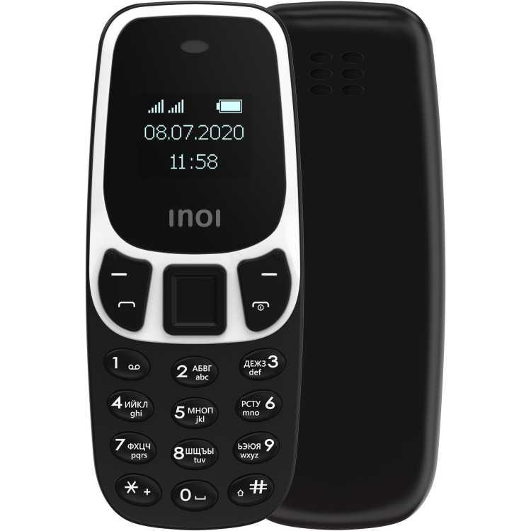 INOI 102 Black