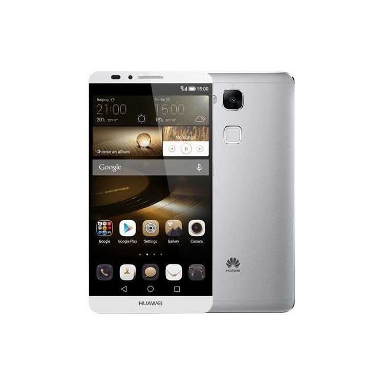 Huawei Ascend Mate 7 16Гб, Серебристый, 1 SIM, 4G (LTE), 3G