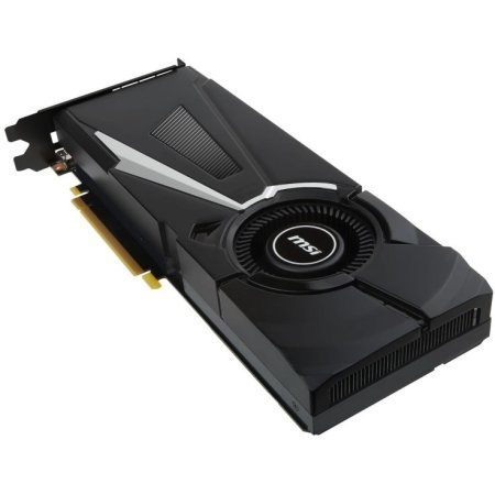 MSI GeForce GTX 1080 AERO OC PCI-E 16x 3.0, 8192Мб, GDDR5