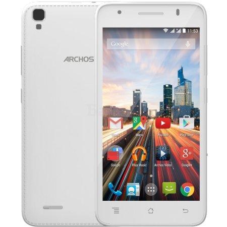 Archos 50C Helium 8Гб, Белый, Dual SIM, 4G (LTE), 3G