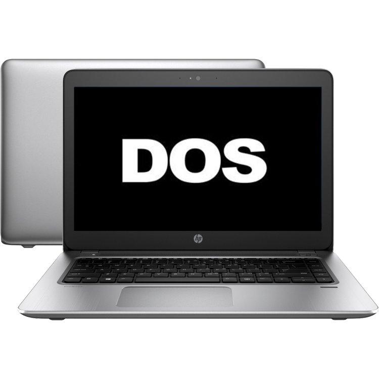 "HP ProBook 440 G4 14"", Intel Core i3, 2400МГц, 4Гб RAM, DVD нет, 500Гб, Wi-Fi, DOS, Bluetooth"