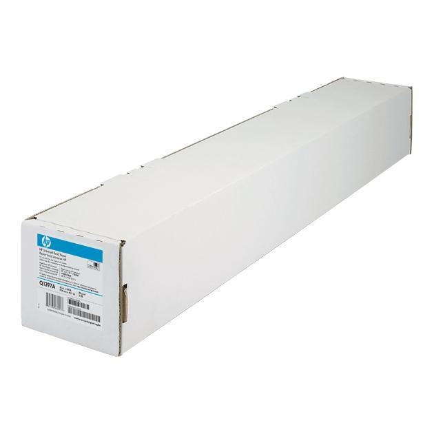 HP Q8005A Офисная бумага, Рулон, -, 91.4м, холст