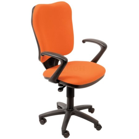 Кресло Бюрократ CH-540AXSN/26291 оранжевый 26-29-1