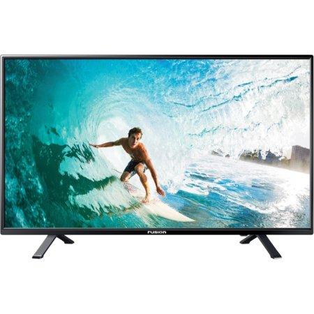 """Fusion FLTV-40T26 40"""", Черный, 1920x1080, без Wi-Fi, Вход HDMI"""