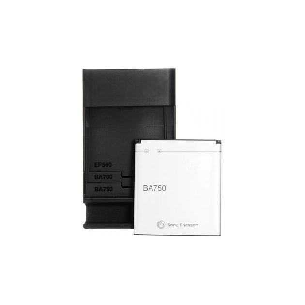 Sony Ericsson Sony EP-952 Power Kit Черный, 1500мАч