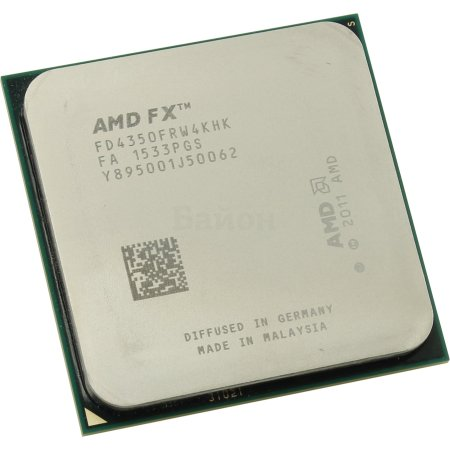 AMD FX-4350 4 ядра, 4200МГц, OEM