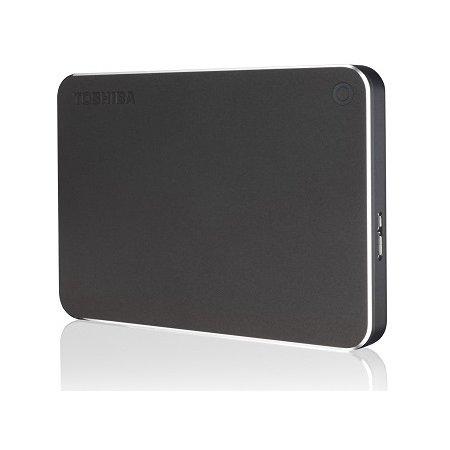 Toshiba Canvio Premium HDTW120EB3CA, 2Tb Черный