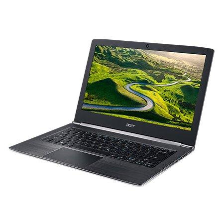"Acer Aspire S5-371-73DE 13.3"", Intel Core i7, 2500МГц, 8Гб RAM, DVD нет, 256Гб, Черный, Wi-Fi, Linux"