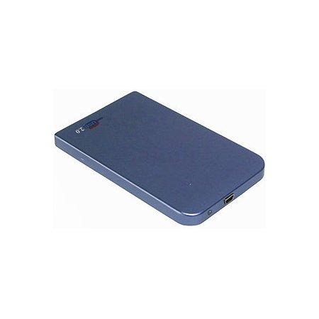 "Корпус AgeStar SUB2O1 Blue usb2.0 to 2,5""hdd SATA алюминий"