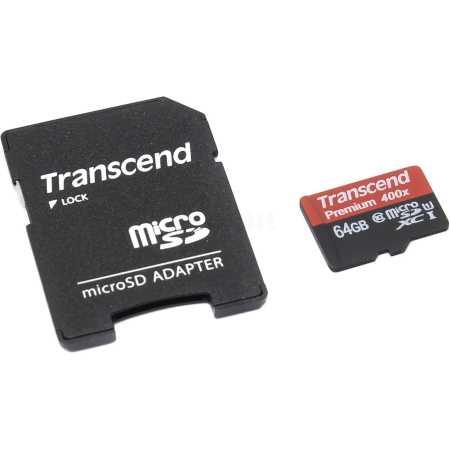 Transcend TS64GUSDU1