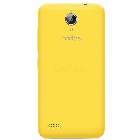 TP-Link Neffos Y5L 8Гб, Желтый, Dual SIM, 3G