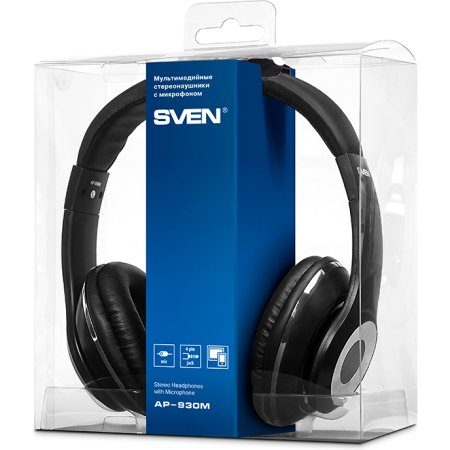 Sven AP-930M Черный Черный