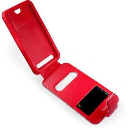 """Partner Flip-case 3.7""""-3.9"""" Красный"""