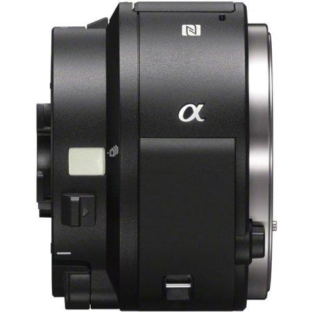 Sony Cyber-shot DSC-QX1 Черный, 20.1