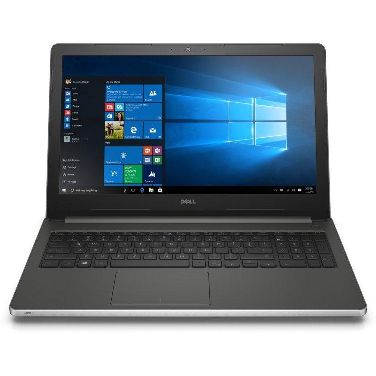 "Dell Inspiron 5559-9372 15.6"", Intel Core i5, 2300МГц, 8Гб RAM, 1Тб, Серебристый, Wi-Fi, Windows 10, Bluetooth"