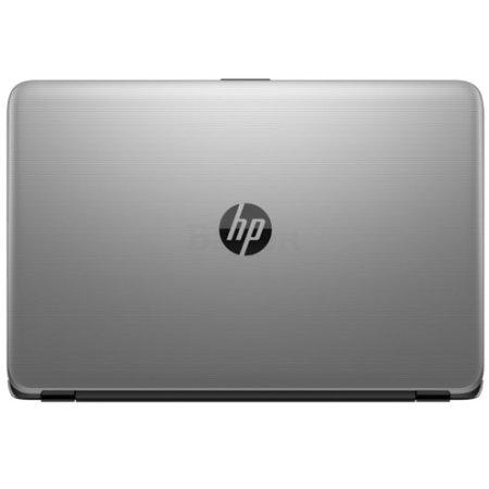 "HP 15-ba095ur 15.6"", AMD A10, 2.4МГц, 12Гб RAM, DVD-RW, 128Гб, Серебристый, Wi-Fi, Windows 10, Bluetooth"