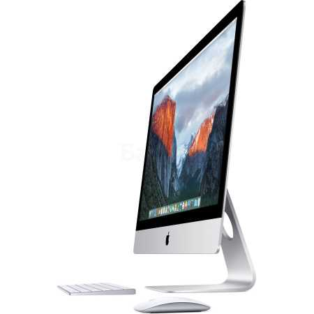 "iMac 27"" Retina 5K Серебристый, 8Гб, 2000Гб, Mac OS, Intel Core i7"