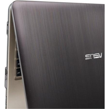 """Asus X540LA 15.6"""", AMD E-series, 1500МГц, 2Гб RAM, DVD нет, 500Гб, Черный, Wi-Fi, DOS"""