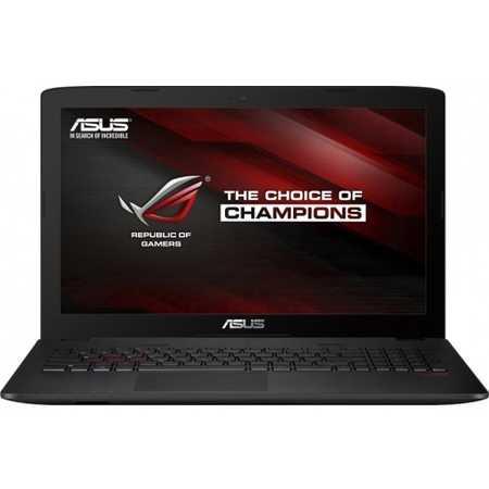 "Asus Rog GL552VW 15.6"", Intel Core i7, 2600МГц, 12Гб RAM, DVD-RW, 2Тб, Черный, Wi-Fi, DOS, Bluetooth"