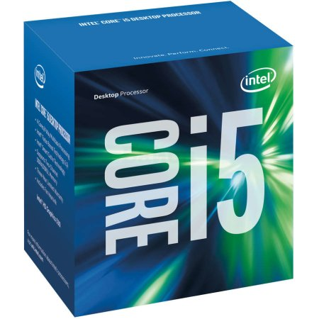Intel Core i5-6500 4 ядра, 3200МГц