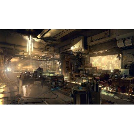 Xbox One 500 ГБ + Deus Ex: Mankind Divided 500 ГБ
