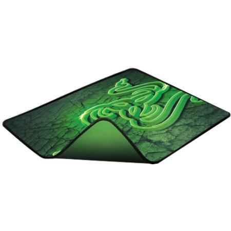 RAZER Goliathus 2013 Control Medium Зеленый, Игровой, Обычный
