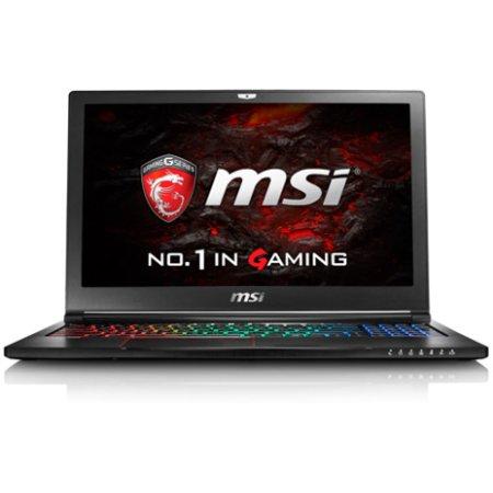 "MSI GS63VR 6RF-031RU Stealth Pro 4K 15.6"", Intel Core i7, 2600МГц, 16Гб RAM, DVD нет, 1.5Тб, Не указан, Wi-Fi, Windows 10, Bluetooth"