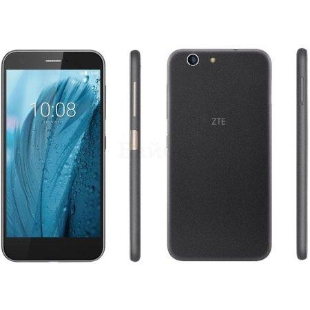 ZTE Blade Z10 16Гб, Черный, Dual SIM, 4G (LTE), 3G